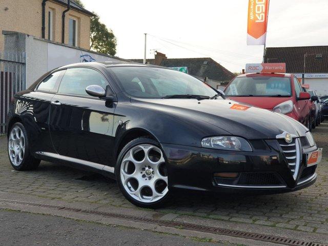 USED 2007 57 ALFA ROMEO GT 1.7 T.SPARK BLACKLINE 3d 139 BHP