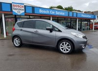 USED 2016 NISSAN NOTE 1.2 TEKNA DIG-S 5d 98 BHP