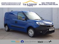 USED 2015 15 FIAT DOBLO 1.3 16V SX MULTIJET MAXI  90 BHP One Owner Service History Buy Now, Pay Later Finance!