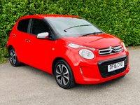2016 CITROEN C1 1.0 FLAIR ETG 5d AUTO 68 BHP £6990.00