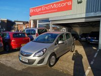 USED 2014 14 VAUXHALL CORSA 1.2 S AC 5d 83 BHP ONLY 24488 MILES FROM NEW AND 1 OWNER WITH AIR CONDITIONING  LOW EMISSIONS LOW INSURANCE EXCELLENT ECONOMY PERFECT FIRST CAR!!