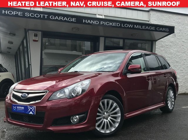View our SUBARU LEGACY