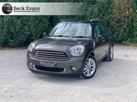 USED 2014 14 MINI COUNTRYMAN 1.6 COOPER D ALL4 5d 112 BHP LOW MILEAGE CHILI PACK