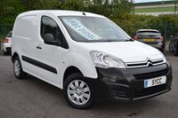 2016 CITROEN BERLINGO 1.6 625 ENTERPRISE L1 HDI 5d 74 BHP ~ AIR CON ~ B/TOOTH £5799.00