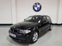 USED 2007 57 BMW 1 SERIES 2.0 118D SE 5d 141 BHP Rear Parking Sensors/Bluetooth/x4 Recent Tyres/Tidy Car