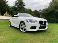 2013 BMW 1 SERIES 2.0 118D M SPORT 3d 141 BHP £9990.00