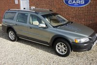 USED 2006 56 VOLVO XC70 2.4 D5 LUX SE 5d AUTO CROSS COUNTRY183 BHP