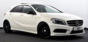 2014 MERCEDES-BENZ A CLASS 2.1 A220 CDI AMG Sport 7G-DCT 5dr £14495.00