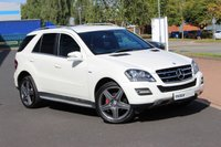 USED 2011 61 MERCEDES-BENZ M CLASS 3.0 ML350 CDI BLUEEFFICIENCY GRAND EDITION 5d 231 BHP