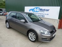 USED 2014 14 VOLKSWAGEN GOLF 1.4 TSI BlueMotion Tech SE (s/s) 5dr MAIN DEALER SERVICE HISTORY