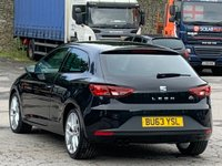 USED 2013 63 SEAT LEON 1.8 TSI FR (Tech Pack) SportCoupe (s/s) 3dr Bluetooth/DAB/Cruise/Xenon