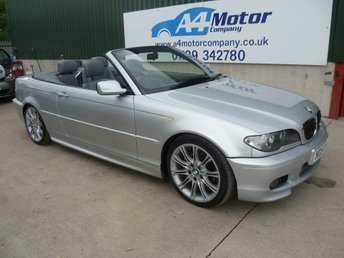 2004 BMW 3 SERIES 2.5 325Ci Sport 2dr £2990.00