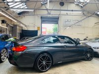 USED 2016 66 BMW 4 SERIES 2.0 420d M Sport 2dr PERFORMANCEPACK+WIRLESSCHARGE!