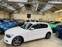 USED 2014 64 BMW 1 SERIES 1.6 116d EfficientDynamics Business Edition Sports Hatch (s/s) 5dr M135 WHEELS HTD LEATHER