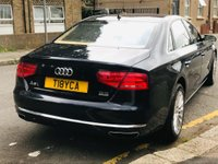 USED 2011 T AUDI A8 6.3 W12 Tiptronic quattro 4dr LWB Luxury Pack, Satnav, 2 Keys