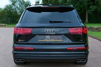 USED 2017 66 AUDI Q7 4.0 TDI V8 Tiptronic quattro (s/s) 5dr PAN ROOF+HUD+4 WHEEL STEERING