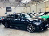 USED 2017 67 BMW 5 SERIES 3.0 530d M Sport Auto xDrive (s/s) 4dr PERFORMANCE KIT 20S S-ROOF