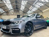 USED 2017 67 BMW 5 SERIES 2.0 530e iPerformance 9.2kWh M Sport Auto (s/s) 4dr HK 20s PERFORMANCE PACK ---