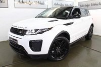 USED 2017 17 LAND ROVER RANGE ROVER EVOQUE 2.0 TD4 HSE Dynamic Auto 4WD (s/s) 5dr BLACK PACK! PAN ROOF! EURO 6!