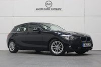 USED 2013 63 BMW 1 SERIES 1.6 116D EFFICIENTDYNAMICS BUSINESS 5d 114 BHP