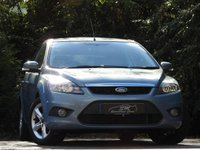 USED 2008 58 FORD FOCUS 1.6 ZETEC 5d AUTO 100 BHP ONLY 16K FFSH A/C AUTO VGC