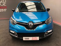 USED 2016 66 RENAULT CAPTUR 0.9 DYNAMIQUE NAV TCE 5d 90 BHP TOUCH NAV, DAB, CRUISE, £30TAX