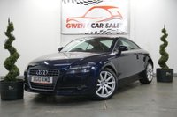 USED 2010 10 AUDI TT 2.0 TFSI 3d 200 BHP * JUST ARRIVED *CLEAN EXAMPLE*