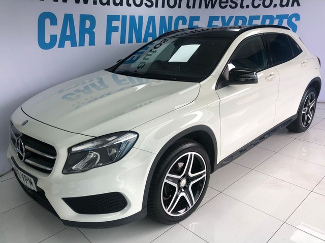 View our MERCEDES-BENZ GLA-CLASS