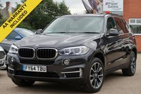 USED 2014 64 BMW X5 2.0 XDRIVE25D SE 5d AUTO 215 BHP PRO NAV, AUTO TAILGATE, FULL SERVICE HISTORY, MULTI FUNCTION STEERING WHEEL WITH CRUISE