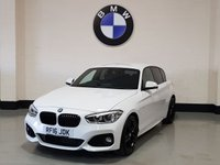 "USED 2016 16 BMW 1 SERIES 1.5 118I M SPORT 5d AUTO 134 BHP 1 Owner/ Sat-Nav/ Bmw History (Just Serviced) 18""Alloys"