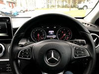 USED 2016 16 MERCEDES-BENZ A CLASS 1.5 A 180 D SE 5d AUTO 107 BHP REVERSING CAMERA +   BLUETOOTH *  FULL LEATHER +   MEDIA CONNECTIVITY +  1 OWNER FROM NEW +  FULL SERVICE RECORD +