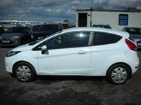 USED 2009 59 FORD FIESTA 1.2 STYLE 3d 59 BHP Bargain