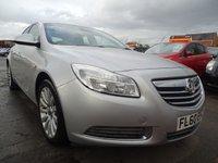 2010 VAUXHALL INSIGNIA 1.8 SE NAV 5d VERY CLEAN CAR LOW MILES £2100.00