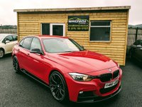2012 BMW 3 SERIES 2.0 320D LUXURY 4d 184 BHP £11250.00