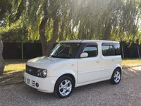USED 2006 06 NISSAN CUBE 1.4 1d  GREAT SPEC..VERY LOW MILEAGE