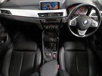 USED 2015 65 BMW X1 sDrive 18D 5d 148 BHP [£6,480 OF OPTIONS] NAV+ HEADUP ADAPTIVE-SUSP LED