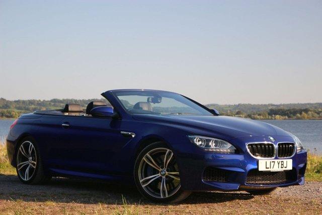 2014 L BMW M6 4.4 M6 CONVERTIBLE 2d AUTO 553 BHP
