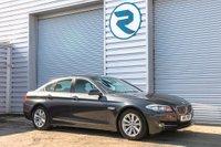 2011 BMW 5 SERIES 2.0 520D SE 4d AUTO 181 BHP £7700.00