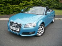 USED 2009 59 AUDI A3 1.8 TFSI 2d AUTO 158 BHP HUGE SPEC, One Careful Lady Owner From New,  JUST 34,000 Miles with Full Service History, Beautiful Example!!!
