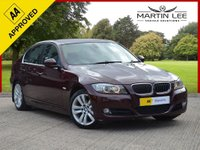 USED 2009 09 BMW 3 SERIES 3.0 325I SE 4d AUTO 215 BHP STUNNING SALOON WITH BUSINESS MEDIA + FSH