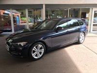 USED 2016 16 BMW 3 SERIES 1.5 318I SPORT TOURING 5d 135 BHP STUNNING BMW 318I SPORT TOURING