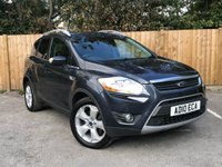 USED 2010 10 FORD KUGA 2.0 ZETEC TDCI 4WD 5d 138 BHP Full Service History