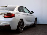 USED 2016 66 BMW 2 SERIES 3.0 M240I 2d 335 BHP Stunning Example Including Satellite Navigation, Coral Red Leather & Full BMW Service History...