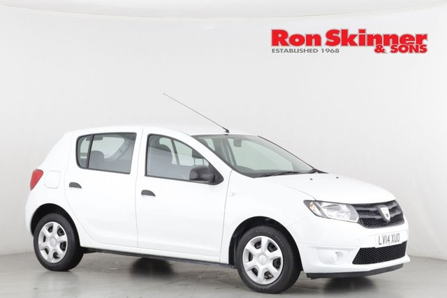View our 2014 14 DACIA SANDERO 1.5 AMBIANCE DCI 5d 90 BHP