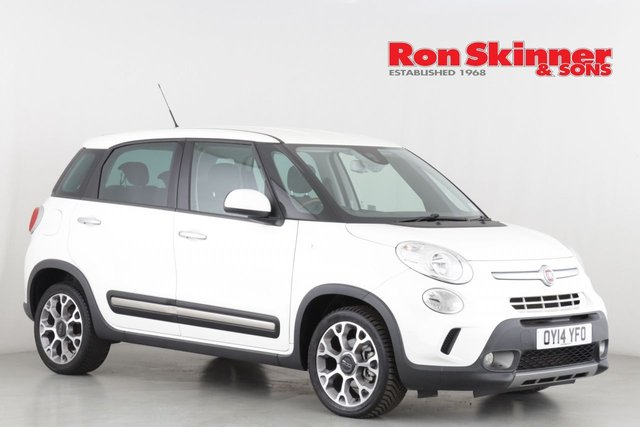 View our 2014 14 FIAT 500L 1.6 MULTIJET TREKKING 5d 105 BHP