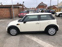 USED 2011 61 MINI HATCH FIRST 1.6 FIRST 3d 75 BHP