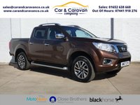 USED 2017 17 NISSAN NAVARA 2.3 DCI TEKNA 4X4 SHR DCB 4d AUTO 190 BHP One Owner Full Nissan History Buy Now, Pay Later Finance!