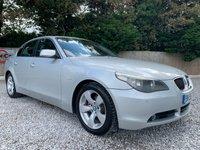 USED 2005 55 BMW 5 SERIES 2.5 525D SE 4d 175 BHP