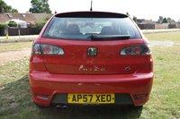 USED 2007 57 SEAT IBIZA 1.8 T FR 20V 3d 148 BHP