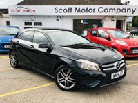 USED 2015 15 MERCEDES-BENZ A CLASS 1.5 A180 CDI Blue Efficiency Sport Diesel